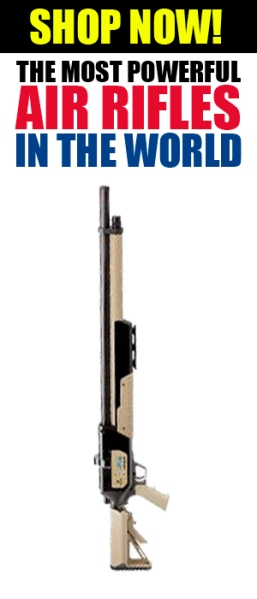 Buy Most Powerful Air Rifles in The World